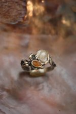 American Pearl Ring : Ring