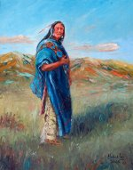 : Nez Perce Chief Blanket