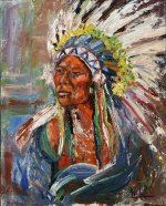 : Chief Yellow Wolf