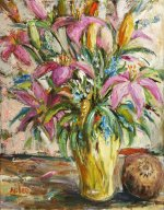 : Lillies Bouquet